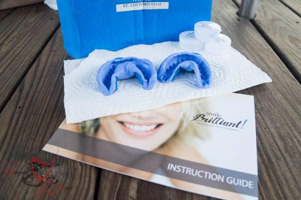 Smile Brilliant~ Teeth Whitening System-Teeth Molds
