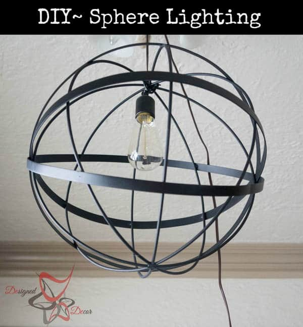 DIY Sphere Lighting