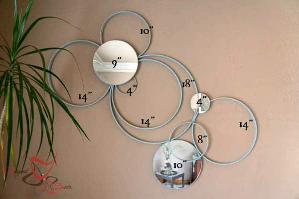 Embrodiery Hoop Wall Art- Hoop Sizes