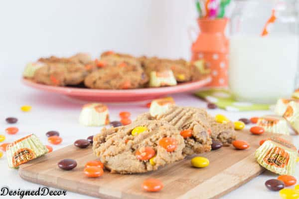Reese's Loaded Peanut Butter Cookie Recipe