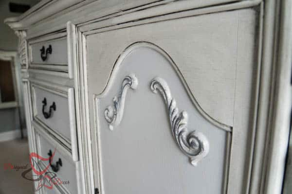 Guest Bedroom Furniture- French Decoupage-Paint Couture