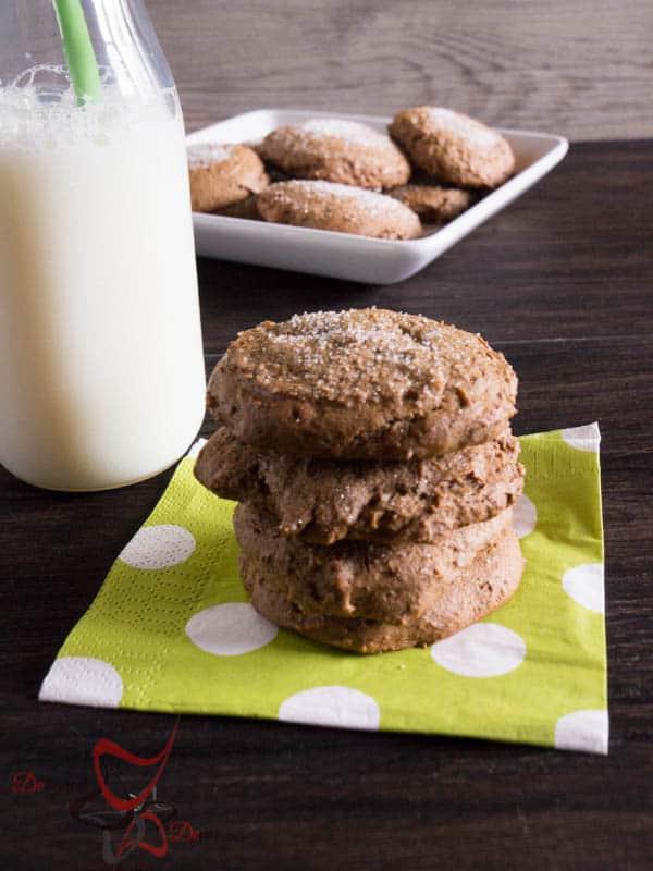 Pumpkin Molasses Cookies- cookie recipes