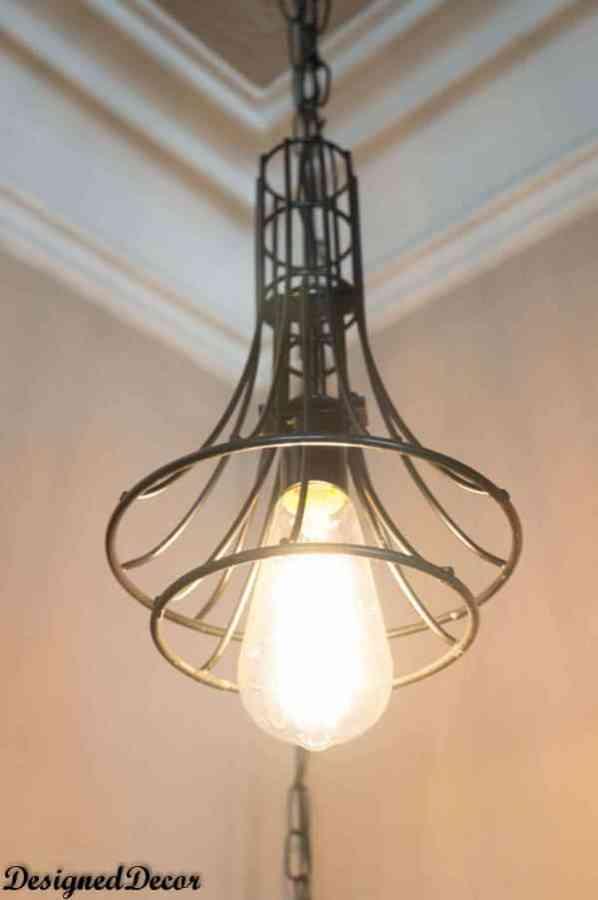 Wire Pendant Lighting-