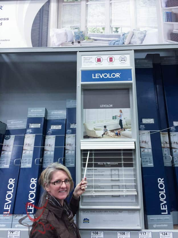 Levolor Custom Now Blinds- Available at Lowes