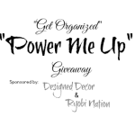 Power Me Up Giveaway