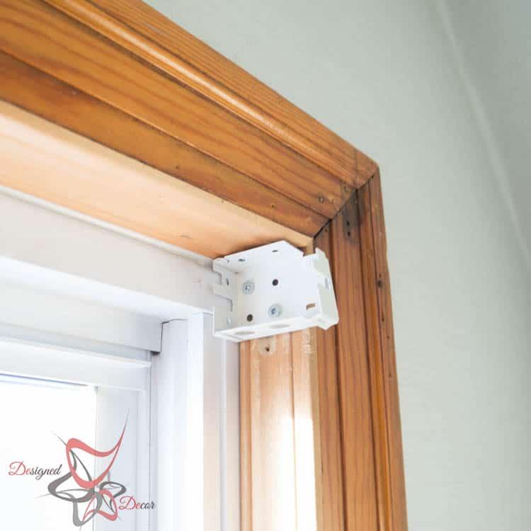 -Custom Size Now- Levolor Faux Wood Blinds-4