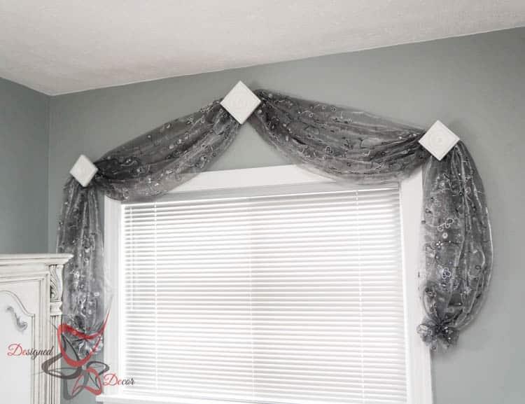 DIY Window Sconces