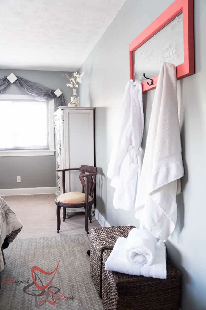 Spa Like - Guest Bedroom Makeover