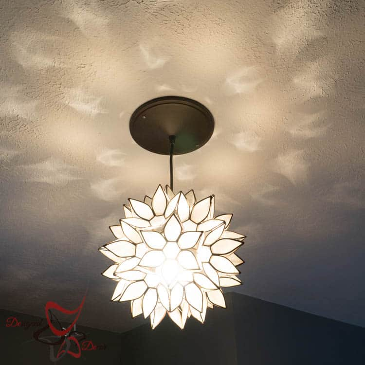 How to hard wire a light fixture-Perfect light reflections