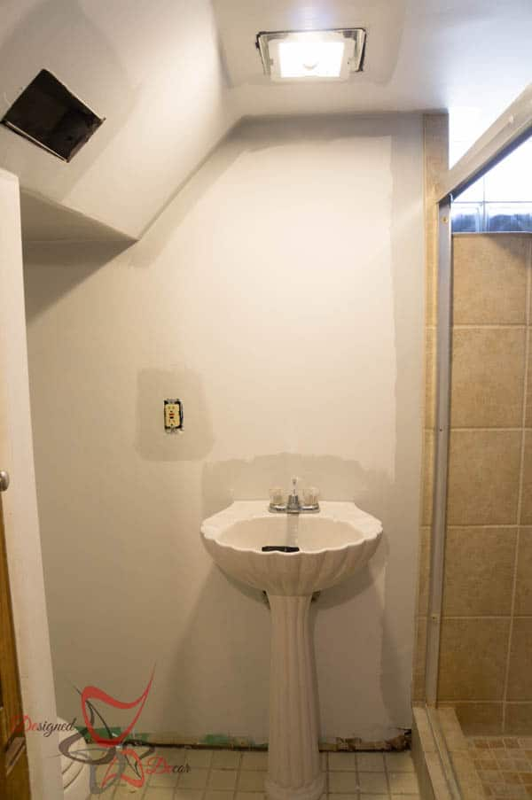 Basement Bathroom-