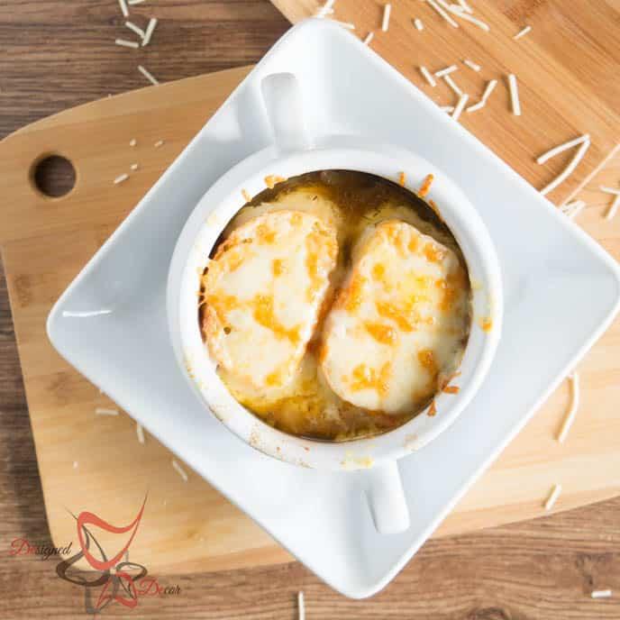 French Onion Soup-Recipe