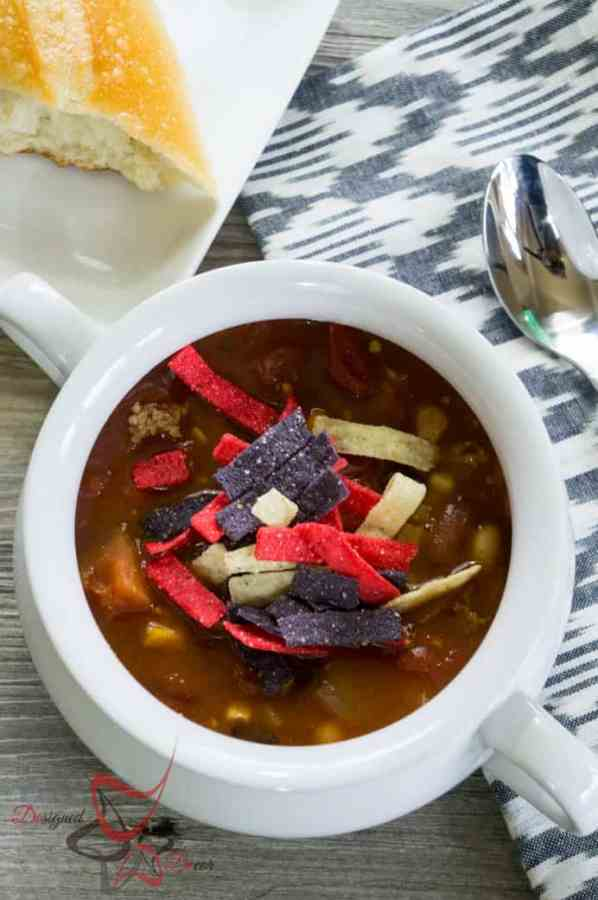 Santa Fe Taco Soup-