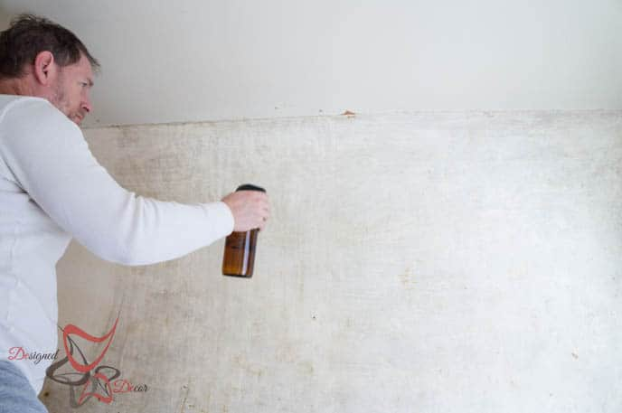 Easy Method Wall Paper Removal-HomeRight-Steam Machine Plus-Simple Steps_-12
