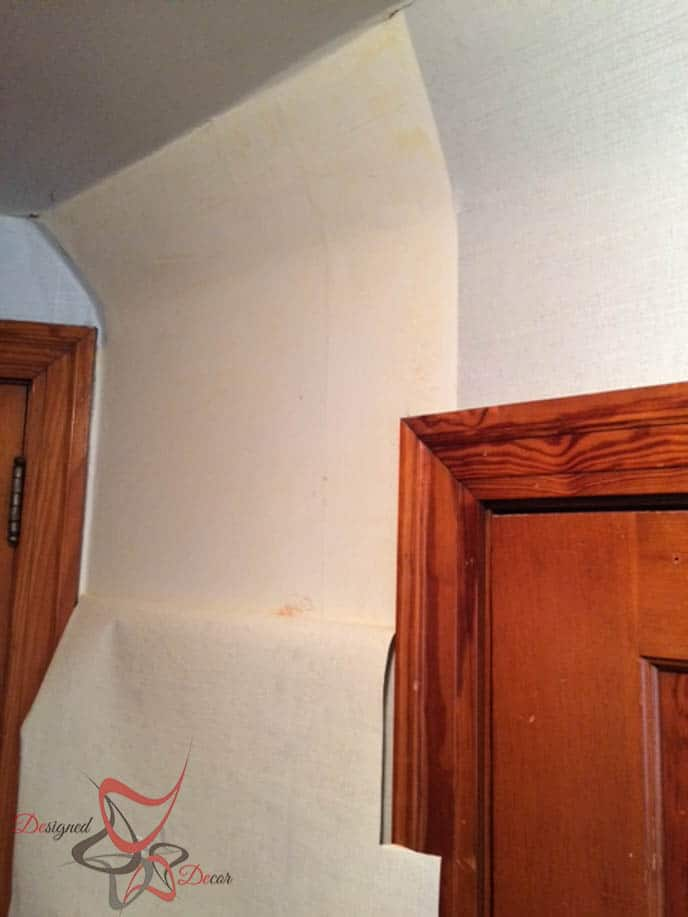 Easy Method Wall Paper Removal-HomeRight-Steam Machine Plus_
