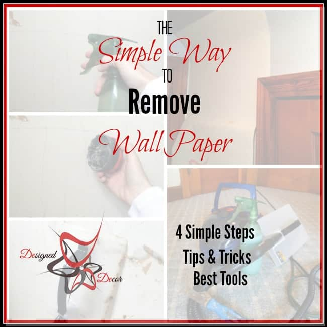 Simple Way to remove wallpaper-