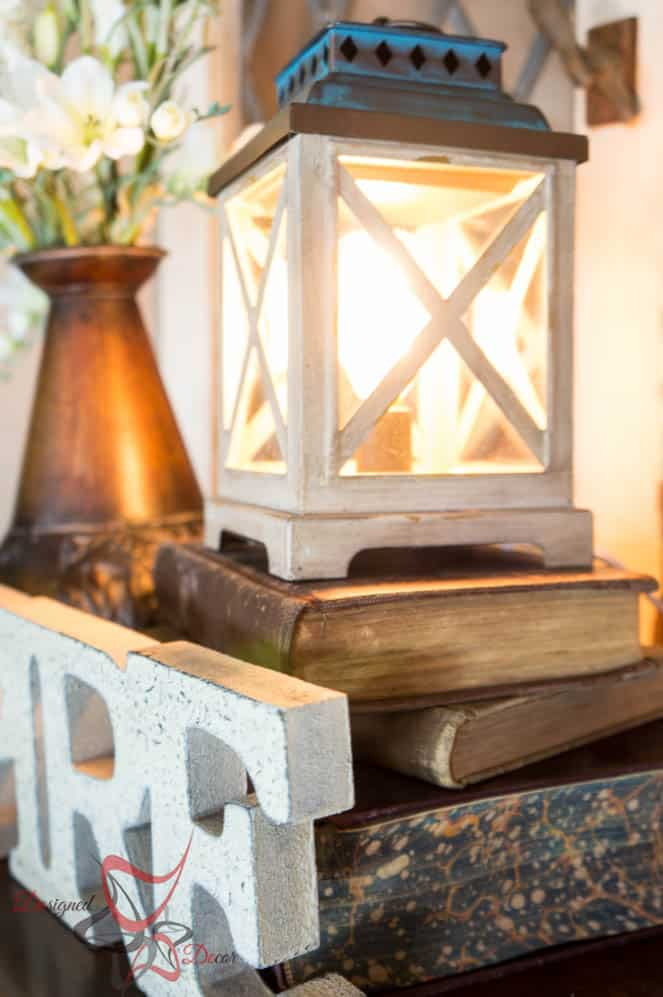 How to Style a Vignette- ScentSationals-Edison Warmer-#WicklessWonders -#CollectiveBias- #ad-7