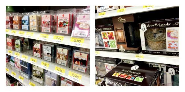 Walmart Shopping- ScentSationals-#WicklessWonders #CollectiveBias