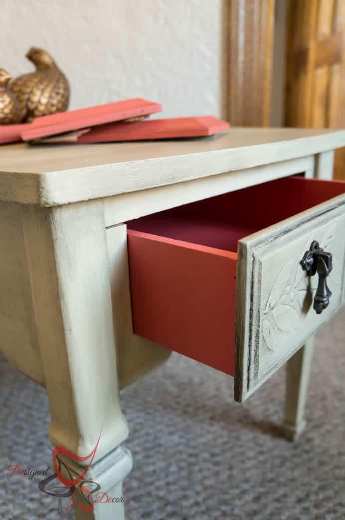 Embossed Side Table-2