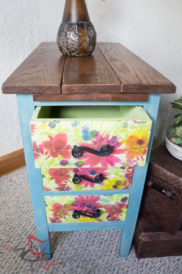 Reclaimed Wood Top Nightstand-18