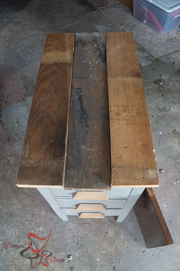 Reclaimed Wood Top Nightstand-3