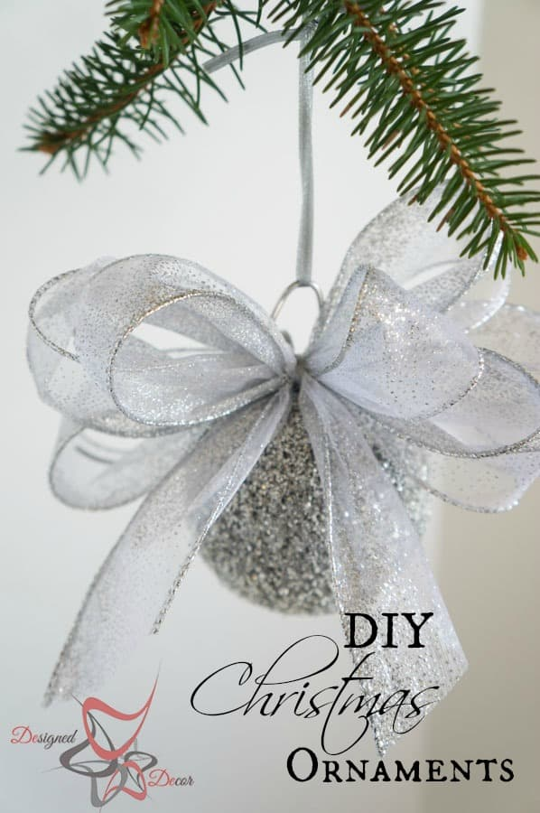 DIY- Styrofoam- Bulb -Glitter- Christmas-Ornament-pinnable-