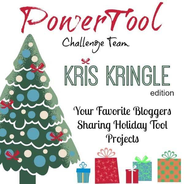 Power Tool Challenge Team Holiday edition