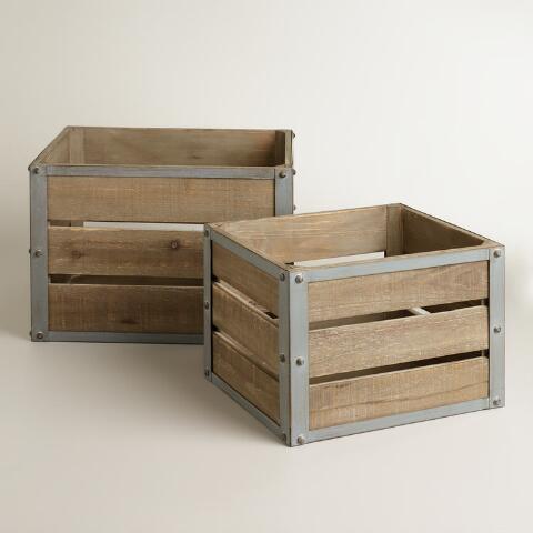 WM Crates