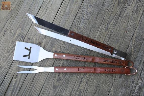 grill tool set
