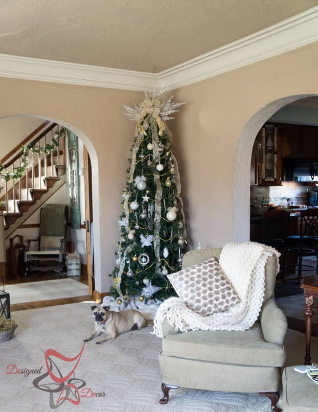 DIY- Christmas Decorating on a Budget- Home Tour 2015l (43 of 65)