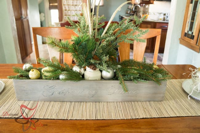 DIY- Christmas Decorating on a Budget- Home Tour 2015l (7 of 65)