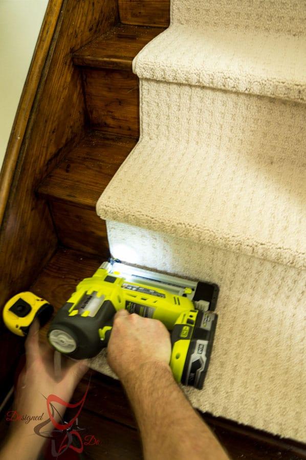 DIY Pendant Light - DIY Custom Stairway Runners (5 of 15)