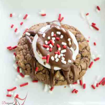 Hot CoCoa Cookies!