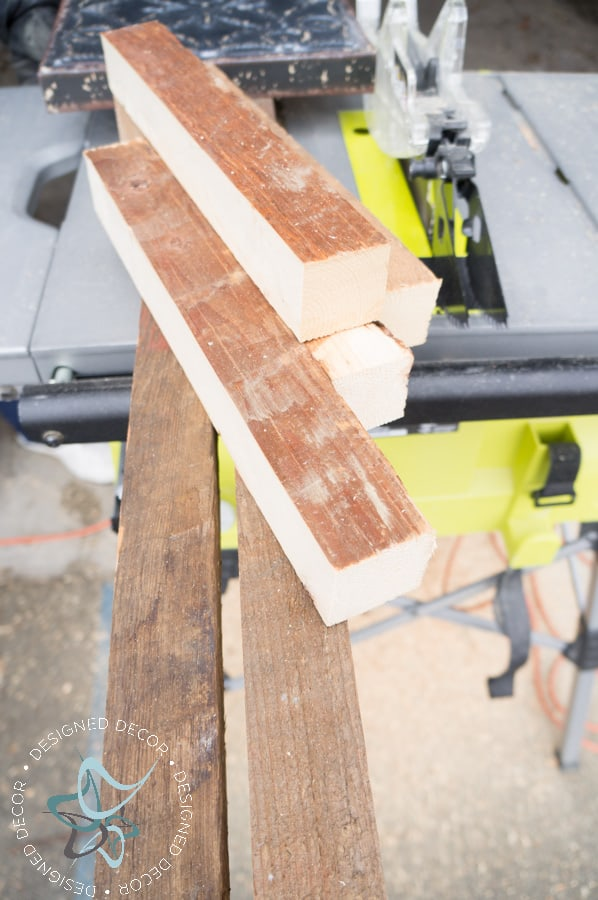 DIY-Knockoff-3 Panel-Tile-Wall-Decor-Wood-Frame (4 of 11)