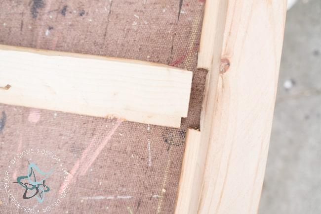 DIY-Knockoff-3 Panel-Tile-Wall-Decor-Wood-Frame (7 of 11)