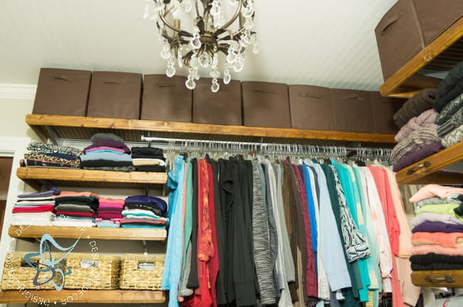 Closet Makeover On A Budget 5 Of 13