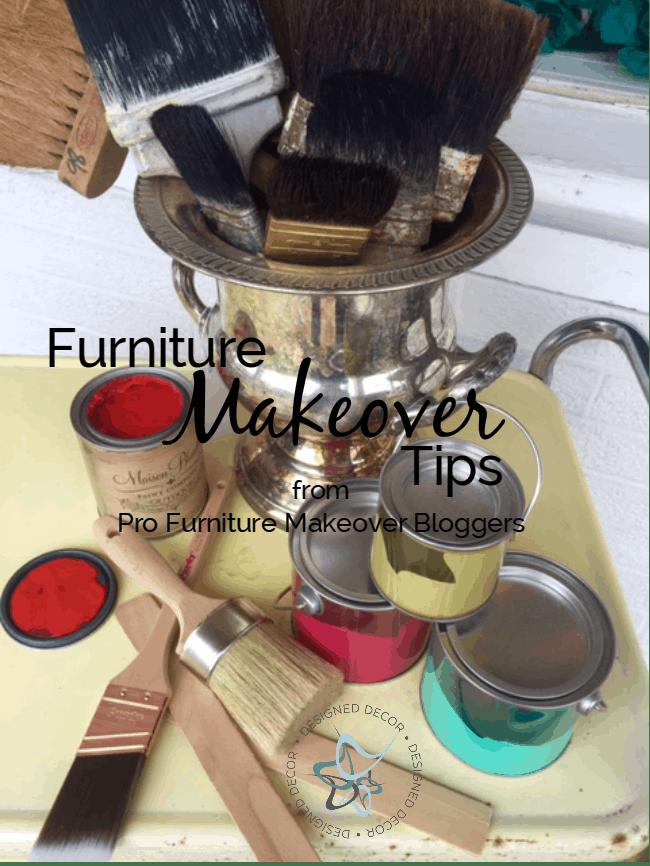 Furniture Makeover Tips