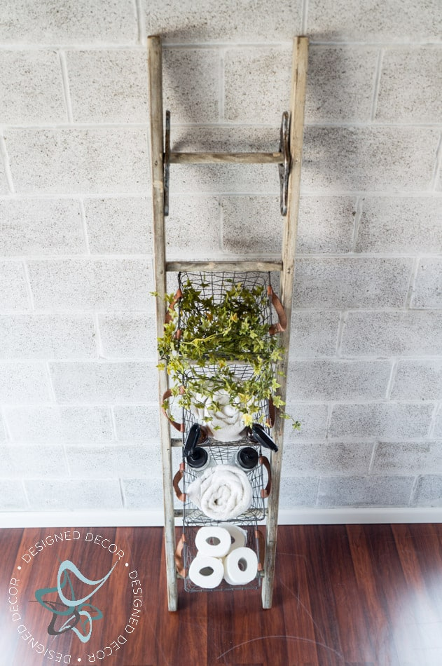 wire-basket-ladder-repurposed-diy-5