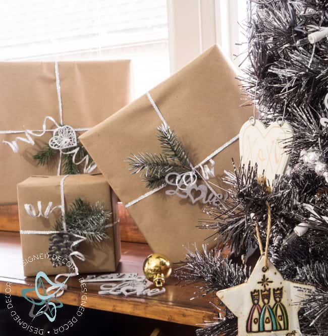 Love Tree~ Christmas Tree inspired by Love