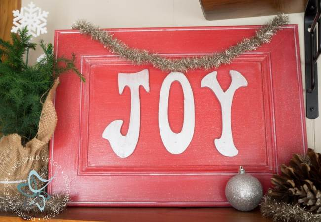 repurposed-cabinet-door-joy-plaque-4