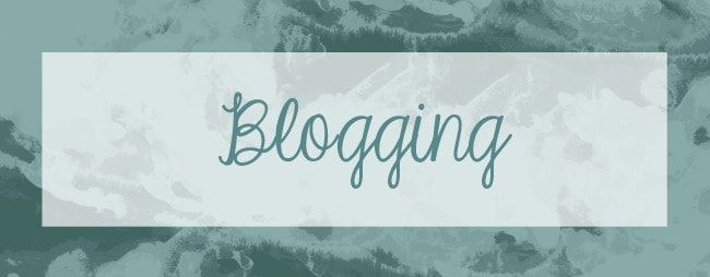 Favorite Resources-blogging