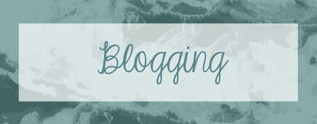 Favorite Resources-blogging