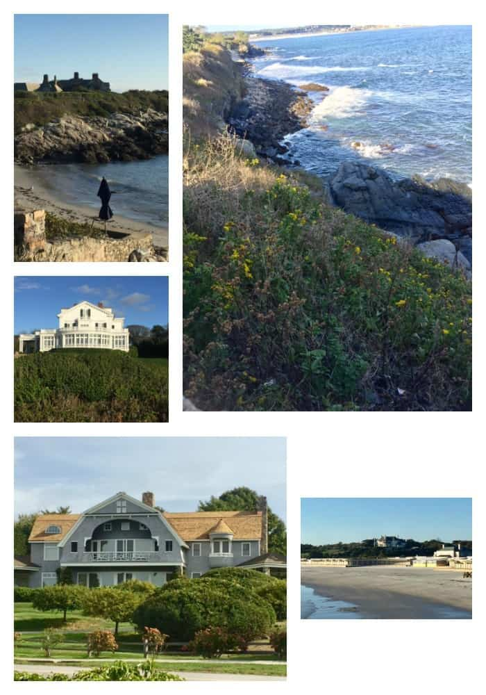 Newport RI, Cliff Walk