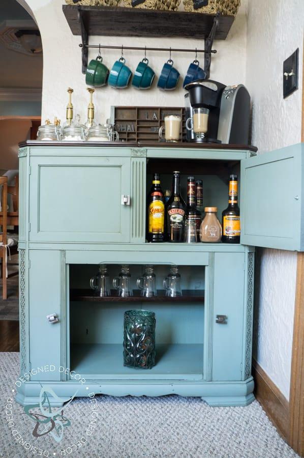 repurposed-radio-cabinet-coffee-bar-1
