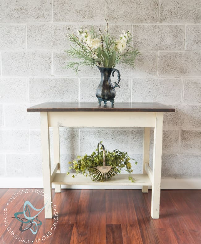 farmhouse-sidetable-painted-furniture-vintage-2