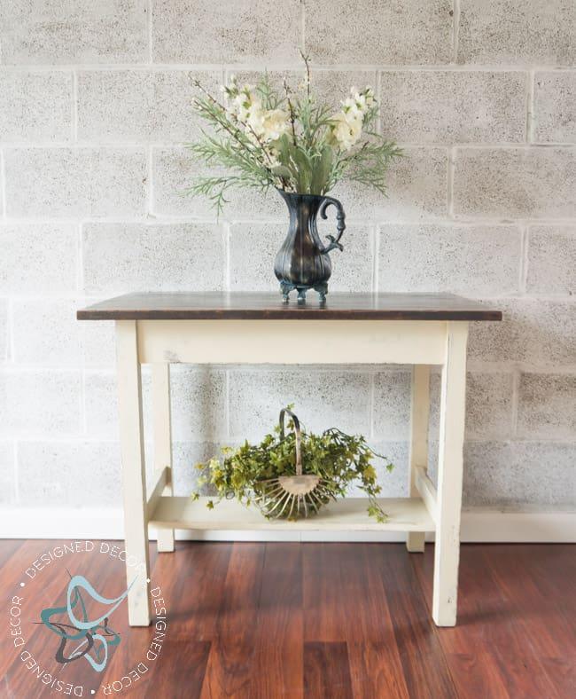farmhouse-sidetable-painted-furniture-vintage-2