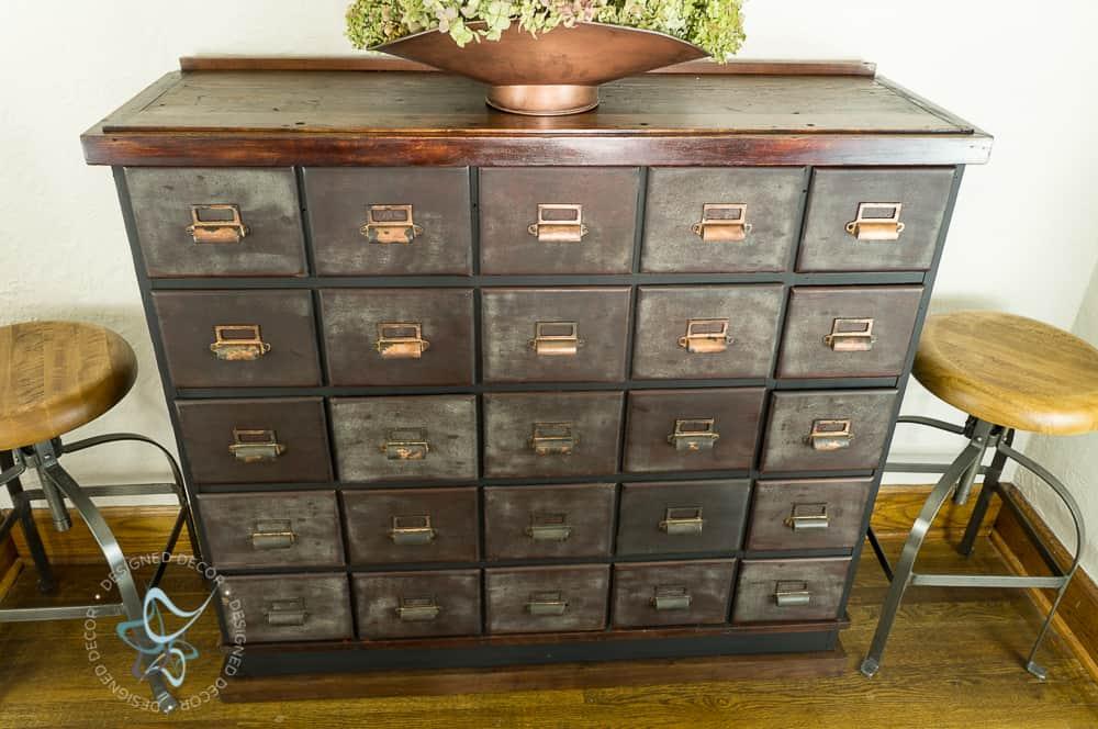 Vintage-Apothecary-Cabinet-DesignedDecor-13.jpg - Vintage Apothecary Cabinet Makeover ~- Designed Decor