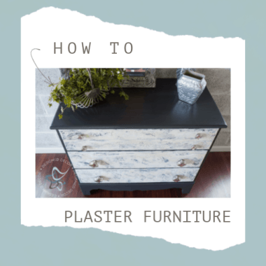 Plaster Furniture (1)