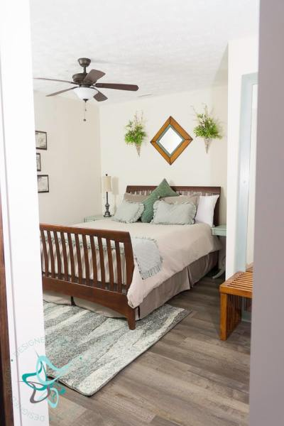 Get a Perfect Night Sleep Inside our Comfortable Guest Bedroom