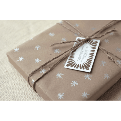 DIY-Kraft Gift Wrap-Wit and Whistle