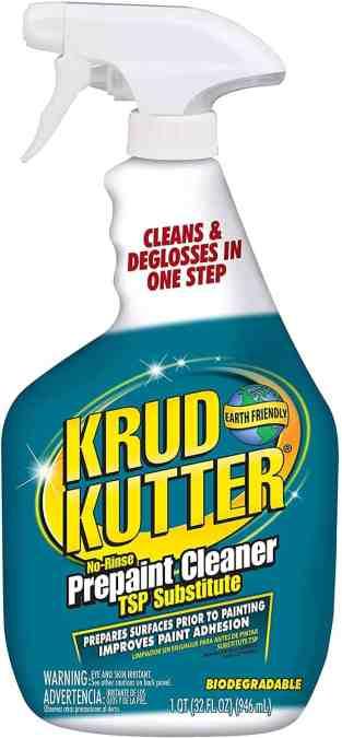 image of a bottle of krud kutter